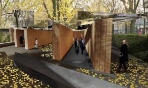 Holokauszt emlékmű lesz Amszterdamban, hiába tiltakoznak a helyiek