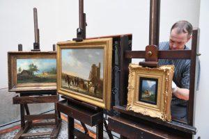 Kilenc, nácik által elkobzott műalkotást adott vissza Bajorország egy zsidó házaspár örököseinek