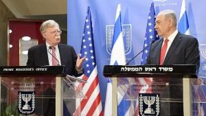 Mit jelent Bolton távozása Izrael és Irán szempontjából?