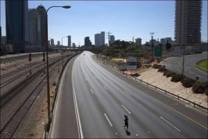 Az izraeliek többsége böjtöl Jom Kippurkor