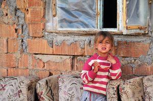 Kurd gyerekeket ápolnak Izraelben