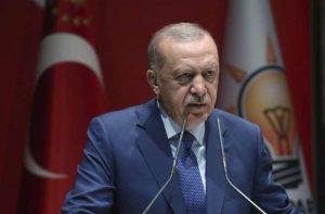 """Erdogan: """"A világ muszlimjainak egyesülniük kell a Nyugat ellen"""""""