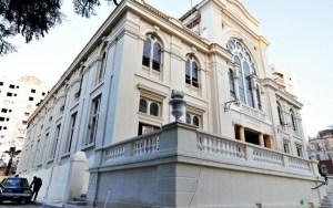 Ismét megnyílik a felújított alexandriai zsinagóga