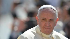 Ferenc pápa Köves Slomóval és Deutsch Róberttel is találkozni fog