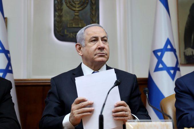 Netanjahu: az Egyesült Államok állította le az annektálást