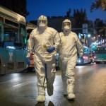Tovább tombol a koronavírus járvány Izraelben