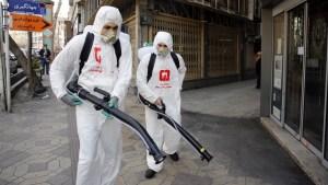 Sosem nőtt még ekkorát a fertőzöttek száma Iránban