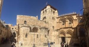 Megnyílt a Szent Sír-templom Jeruzsálemben