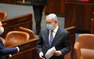 Ledőlt a korona? Víruscóresz miatt drámaian népszerűtlen Netanjahu