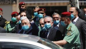 Rámalláhban látták a jordániai külügyminisztert
