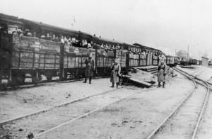 Milliókat fizet a holland állami vasút zsidó intézményeknek