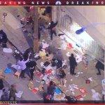 Kóser boltokat és zsidó üzleteket is kifosztottak Los Angelesben