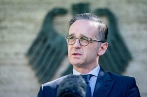 Maas német külügyminiszter villámlátogatáson beszélné le Izraelt az annektálásról