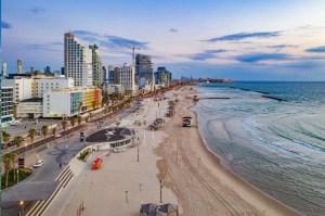 Nem múlik a járvány, befagyott a turizmus, de az izraeliek továbbra is optimisták