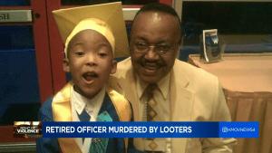 Fekete rendőrkapitányt lőttek agyon a fosztogatók Missouriban