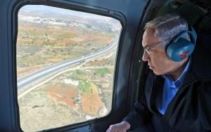 Hogyan sietteti Amerika kihátrálása a Közel-Keletről Netanjahu annektálási tervét?