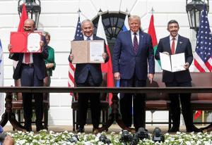 Ábráhám-egyezmény: A háború nélkül béke