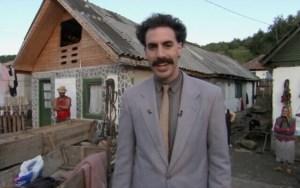 Jön az új Borat: ezúttal Trump és a Covid kerül fókuszba