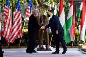 Orbán: a magyarok számára Amerika a szabadság hazája