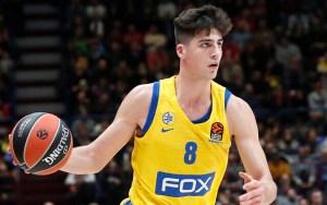 Az NBA-be igazol egy 19 éves izraeli kosaras