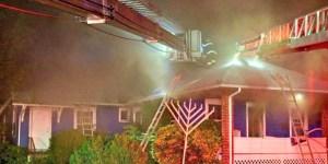 Két hónap alatt már a második Delaware-i Chábád központot gyújtották fel
