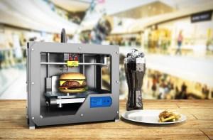 Robotszakáccsal nyomtatják a vegán burgert