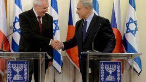 Magyarország után Csehország megnyitja jeruzsálemi külképviseletét