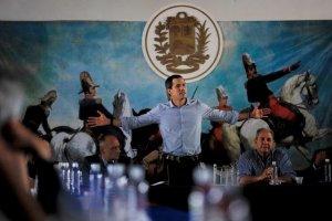 Juan Guaidó: Irán a venezuelai uráncsempészek első számú célpontja