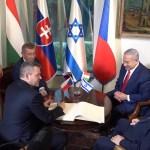 Izraeli lapok szerint a héten Izraelbe látogat Orbán Viktor