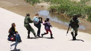 Mexikó csaknem 9000 katonát vet be határain a migránsok feltartóztatására
