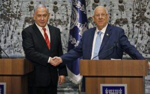 Kiborult az ellenzék vezetője, amiért Rivlin Netanjahut bízta meg először a kormányalakítással