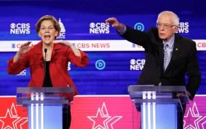 Két volt demokrata elnökjelölt akarja korlátozni az Izraelnek nyújtott amerikai segélyt