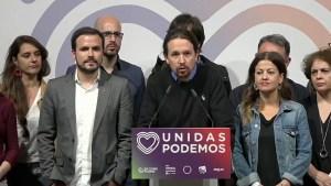 Spanyol megfigyelők szélsőbaloldali antiszemita pártokra figyelmeztetnek a regionális választásokon