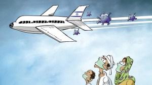 Megnőtt a zsidó közösségi tulajdon elleni antiszemita atrocitások száma a koronavírus alatt