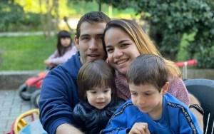 Hazaengedték a kórházból kisfiút, aki túlélte az olaszországi drótköteles balesetet