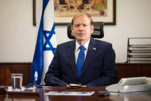 Izrael Állam nagykövete: Ha Izraelen múlna, már holnap béke lehetne a Közel-Keleten