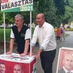 Korábban fajvédelmet követelt, most Gyurcsány Ferencnek köszöni a támogatást