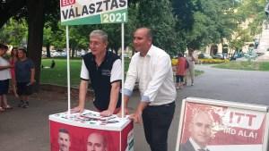 Nem válaszol a DK arra, hogy miért támogatnak egy nácit Szegeden