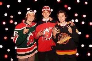NHL-történelmet írt három jégkorongozó zsidó testvér