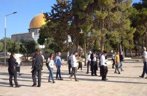 Bennett visszakozik a zsidók vallásszabadságával kapcsolatban a Templom-hegyen