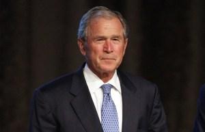 Bush szomorú az Afganisztánban kialakult helyzet miatt