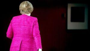Angela Merkelt nem izgatja az afgán menekültválság