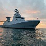 Izrael megkapta a negyedik és egyben utolsó Sa'ar 6 hadihajót Németországtól