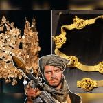 """Afganisztán """"elveszett aranya"""", amelyre most a tálibok vadásznak"""