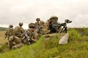 """Indul az USA és Ukrajna közös hadgyakorlata, a """"Rapid Trident 2021"""""""