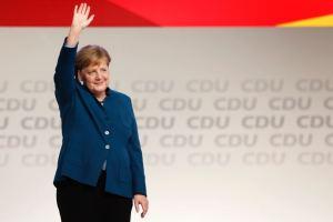 Merkel utolsó útja kancellárként Izraelbe vezet