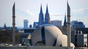 From now on, the muezzin in Cologne will announce: There is no God but Allah