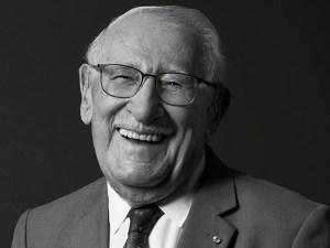 Gyász: Elhunyt a világ legboldogabb holokauszt-túlélője
