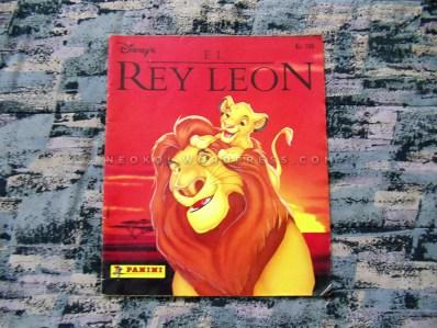 Álbum Rey León