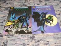 Libros para colorear y actividades Batman Forever